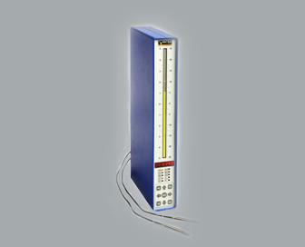 Tri Colour Bar Graph Column