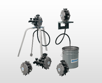 Binks DX200 1:1 Ratio Diaphragm Pump