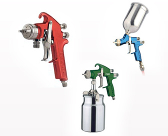 DeVilbiss Manual Spray Guns